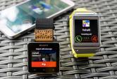 So sánh Sony Smartwatch 2 và Galaxy Gear