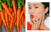 Da trắng hồng, tóc sạch gàu với bí quyết làm đẹp từ cà rốt