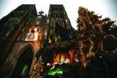 6 điểm vui chơi Giáng Sinh ở Hà Nội