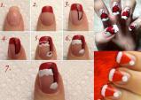 3 kiểu vẽ móng Giáng sinh cực đẹp và cực dễ