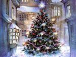 Cây thông Noel và bài học về hạnh phúc
