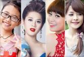 4 nhân vật hút dư luận nhất showbiz Việt 2013