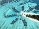 Tuần trăng mật ở thiên đường Maldives