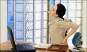 Dân văn phòng dễ mắc bệnh cơ - xương - khớp