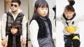 Dung nhan gây thất vọng của con gái sao showbiz