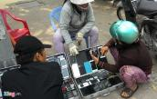 Galaxy Note 3, HTC One nhái siêu rẻ tràn ngập vỉa hè Sài Gòn