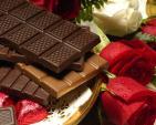 Lợi ích của hoa hồng và sô-cô-la