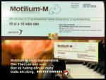 Khuyến cáo thuốc phổ thông trị bệnh đường tiêu hóa gây đột tử