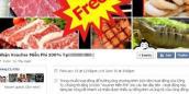 Mạo danh thương hiệu nổi tiếng trên Facebook