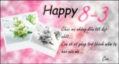Lời chúc ngày 8/3 hay, ý nghĩa nhất dành tặng mẹ và vợ