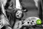 Bí mật tàn nhẫn của những bà mẹ bế con đi ăn xin