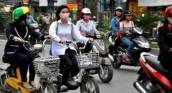 Cảnh báo lừa đảo học sinh lấy xe đạp điện