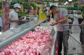 Bán thịt heo nghi bị bệnh sán gạo Big C ngày càng nhiều tin gây sốc