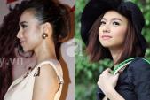 Sao Việt để lộ dấu vết phẫu thuật thẩm mỹ