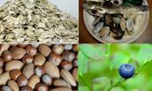 Các loại thực phẩm giúp giảm cholesterol