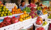 Hoa quả Tàu áp đảo hoa quả Việt Nam trên thị trường nội địa