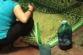 Đặc sản cốm làng Vòng bị nhuộm hóa chất độc hại