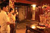 Những hình ảnh hỗn loạn tại lễ hội đền Hùng năm 2014