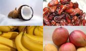 Các loại hoa quả giúp tăng năng lượng trong mùa hè