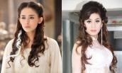 Những kiểu tóc như phim cổ trang của sao Việt