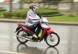 Những sai lầm thường gặp khi đi xe máy