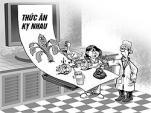 Các thức ăn kỵ nhau bạn nên biết để tránh