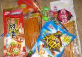 Bánh kẹo Trung Quốc đang tràn lan trên thị trường