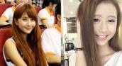 Những hot girl Việt nghiện dùng camera 360