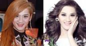 Thêm những bức ảnh mặt thật của sao Việt khi thiếu photoshop