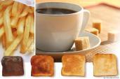 Cà phê, bim bim có chứa chất gây ung thư