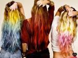 Phấn nhuộm tóc : siêu rẻ, siêu tốc và...siêu độc