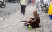 Những chiêu giả ăn xin ở Sài Gòn