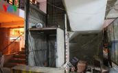 Rơi thang máy ở TP.HCM, 5 người nhập viện cấp cứu