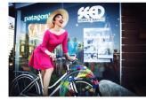 Thời trang xe đạp cực chất của sao Việt