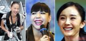 Những khoảnh khắc xí gái khó đỡ của người đẹp Hoa ngữ
