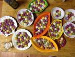 Màu nhuộm trong văn hóa ẩm thực Việt