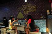Trải nghiệm khó quên ở 10 nhà hàng kỳ lạ nhất thế giới