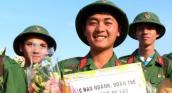Nâng thời hạn nghĩa vụ quân sự lên 2 năm