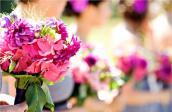 Chọn hoa cưới sưởi ấm ngày đông