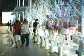 Sài Gòn rộn ràng không khí Giáng Sinh