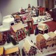 14 ngôi nhà bánh gừng đẹp hút hồn trong mùa Giáng sinh