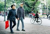 Bình yên một sáng mùa đông Hà Nội