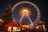 Sôi nổi các khu chợ Giáng sinh sớm ở Đức