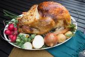 Món gà Tây cho đêm Noel ấm áp