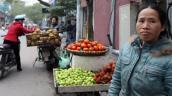 Hà Nội: Dừng xe mua hàng vỉa hè sẽ bị phạt