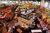 10 khu chợ thực phẩm nổi tiếng nhất thế giới