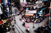 Hà Nội di dời 6.500 hộ dân phố cổ sang Long Biên