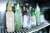 Dân nhậu Sài Gòn lạ lẫm với bia tuyết 50.000 đồng/chai