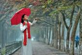 Đầu tuần, Bắc Bộ có mưa nhỏ, nền nhiệt tăng
