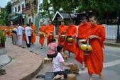 Một ngày bình yên ở Luang Prabang